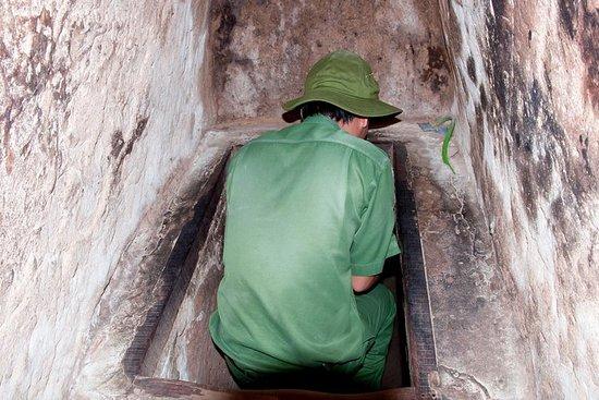 ホーチミン市から行く小グループのクチトンネルツアー