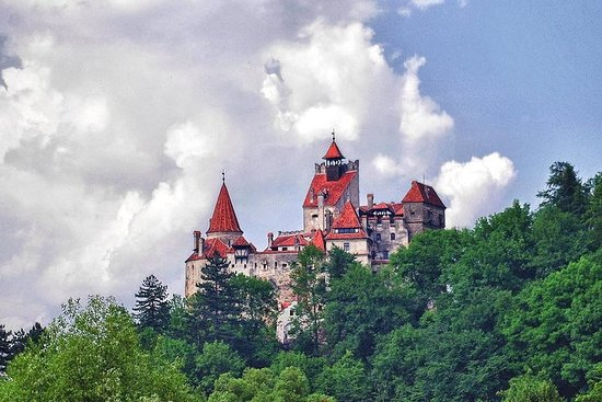 Two Castles in Carpathians - Small...