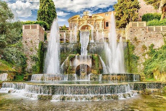 Excursión de un día a Tivoli desde Roma