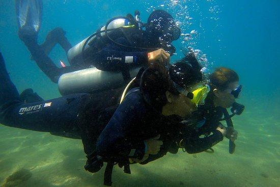 Dåp i Felix Beach (Du trenger ikke å svømme)