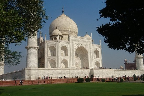 Private Tajmahal Sunrise And Sunset City Tour in Agra including Fatehpur Sikri Resmi