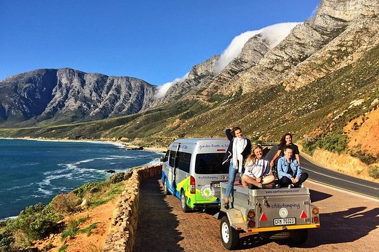 6-Day Garden Route & Addo South African Adventure from Cape Town