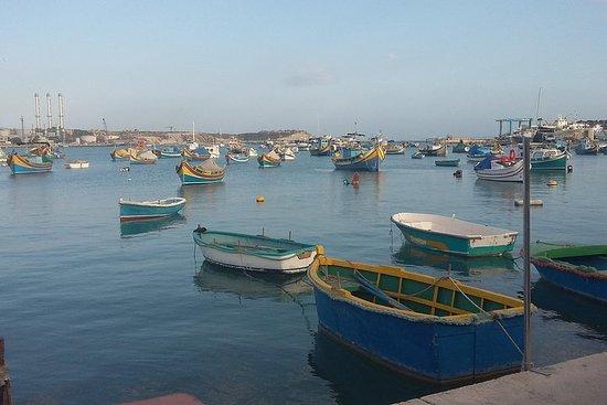 6-timers privat tur rundt Malta