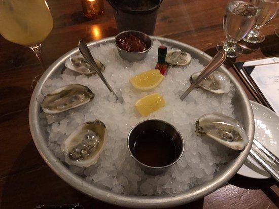 Battello - Oysters