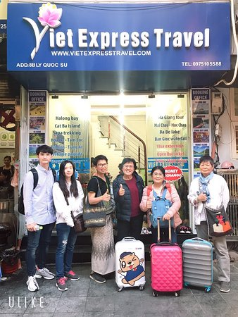 Welcome Mr. Piyapong Bhookham to come to Viet Express Travel. We are so happy to travel with you for your adventure to Sapa from 6th December to 11th December. We really hope to travel with you next time in Vietnam.