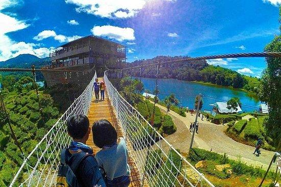 Bandung Kawah Putih, Lago Patenggang