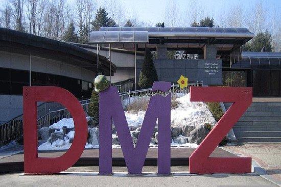 Visite de la ZD au départ de Séoul...