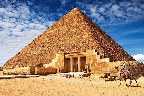 Grote piramides en Sakkara-piramides ...
