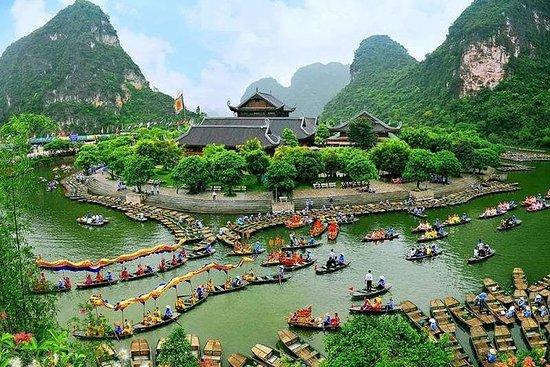 Excursão superior a Ninh Binh e...