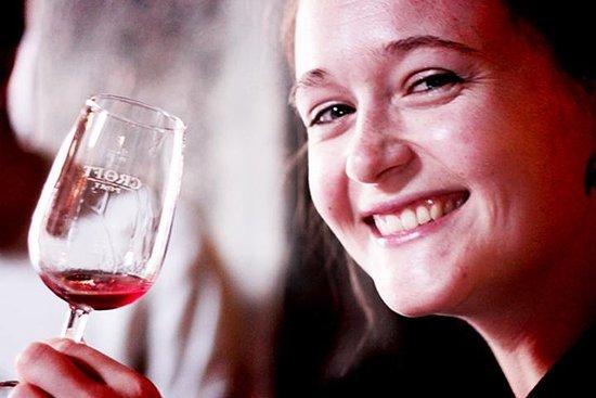 Excursão a pé com degustação de vinho...