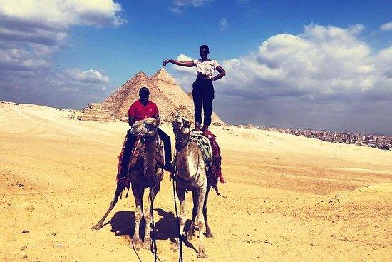 Day Tour to The Pyramids - Camel Ride / Dinner at The Pyramids – fénykép