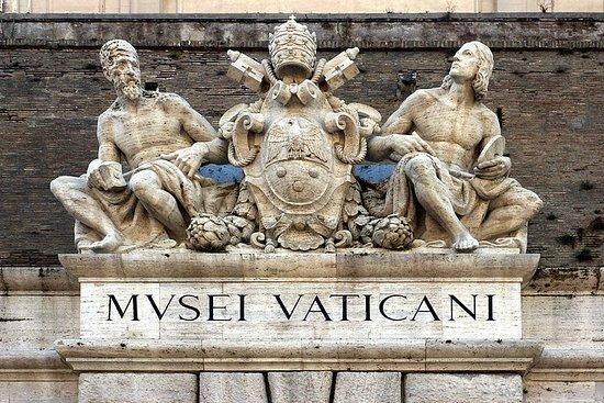 Billets coupe-file: Rome, musées du...