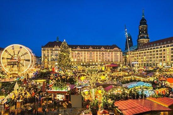 Dresden Christmas Market & Bastei...