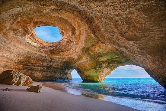 Visita a las cuevas de Benagil...