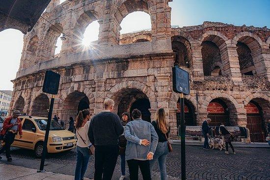 Land van Venetië: Verona, het ...