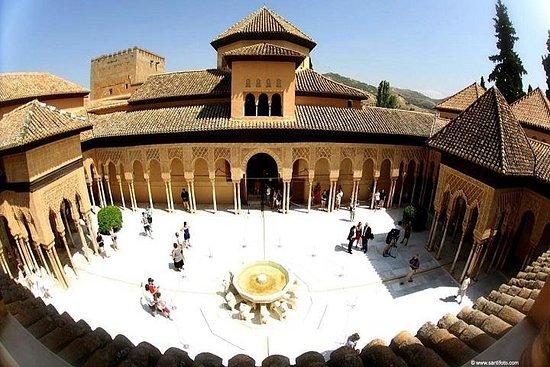 Recorrido privado por la Alhambra...