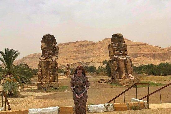 VIP Luxor Dags tur fra Hurghada...