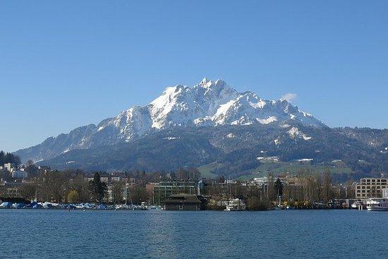 Tour pick and mix del Lago di Lucerna - Burgenstock, Rigi Seebodenalp