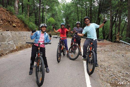 hilloferry - une visite guidée à vélo