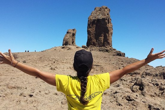 Discover Gran Canaria without commercial stops, including picnic at...
