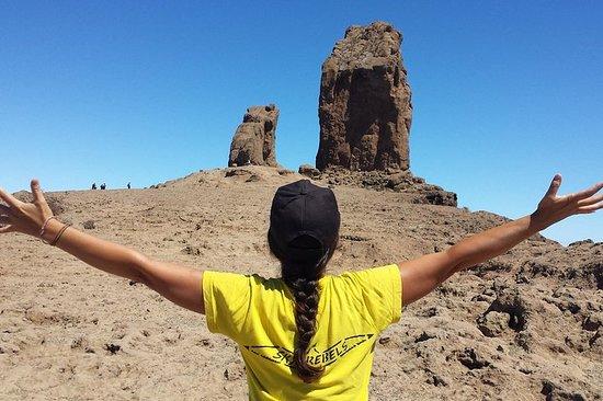 Scopri Gran Canaria senza soste commerciali, incluso il picnic nella