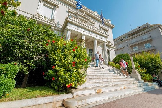 Private Guided Tour of the Cycladic Art Museum and Benaki Museum Resmi