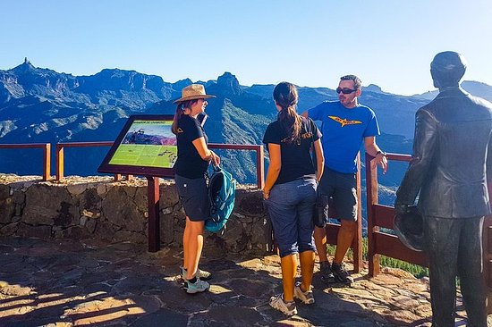UNESCO World Heritage: Sacred mountains of Gran Canaria. No...
