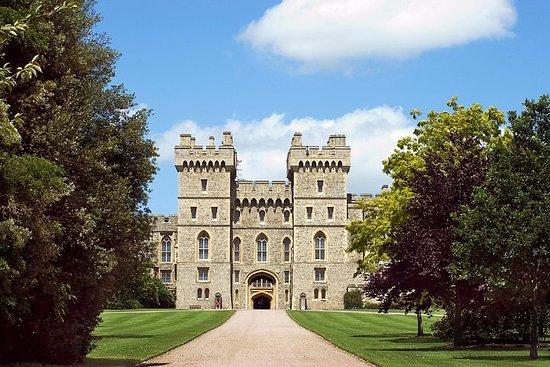 从伦敦出发的温莎城堡、巨石阵和牛津一日游