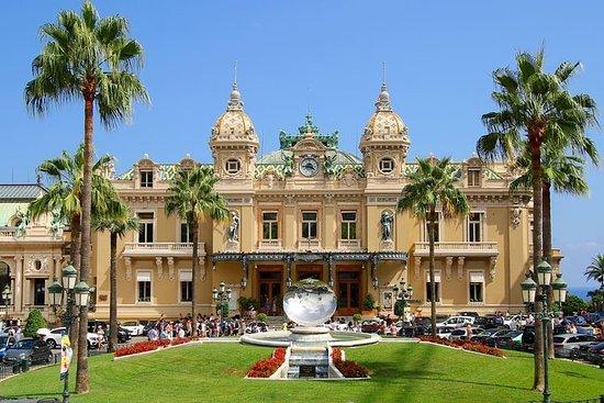Eze, Monaco & Monte-Carlo Half Day...