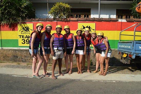 Rafting en aguas bravas - Un día