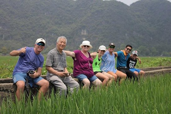 Ninh Binh Day Tour Small Group - Luxury...