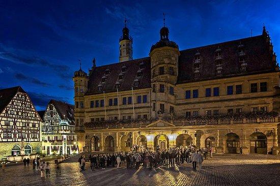 Romantik-Tagesausflug von Würzburg...