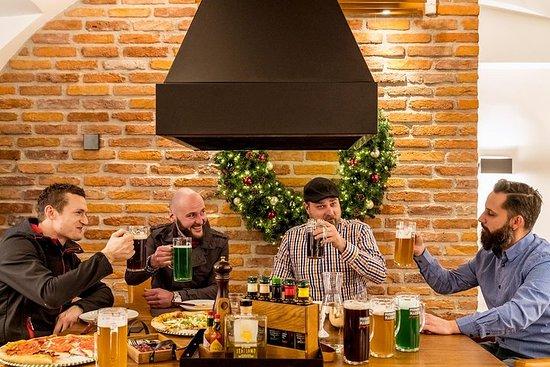 Paraíso do amante de cerveja