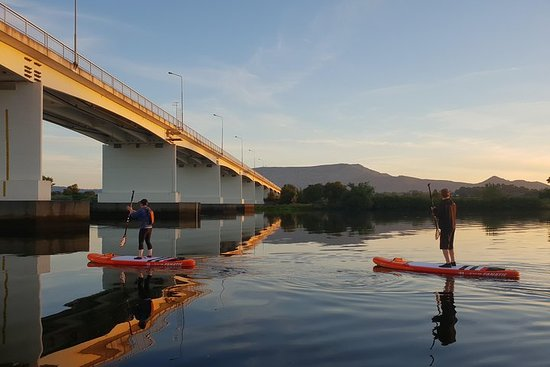 Stand Up Paddle Sun Experience