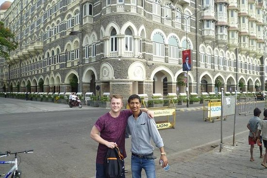 Private Sightseeing-Tour in Mumbai