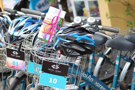 Bicycle Rental in Hoi An Resmi