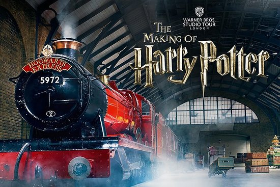Warner Bros. Studio: The Making of...