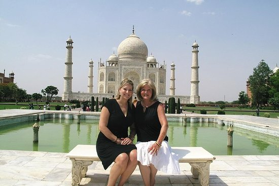 Taj Mahal Private Day Trip Including...