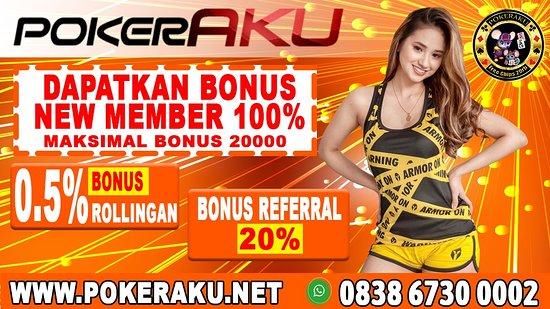 Wa 6285792422620 Bonus New Member 20 20 Bonus Referral 20 Bonus Rollingan 5 Minimal Dp Wd 10 000 Jenis Games Poker Domino 99 Bola Tangkas Picture Of Papua Indonesia Tripadvisor
