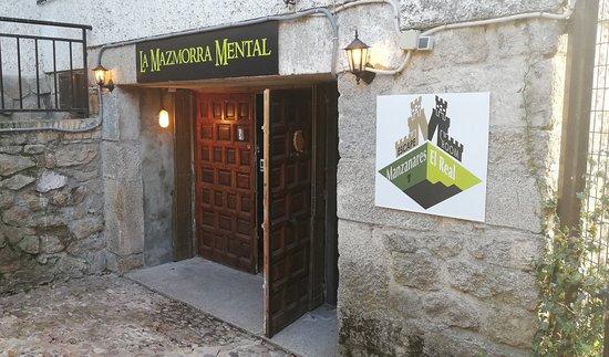 Manzanares el Real, Spanien: Atrévete a descubrir los secretos de La Mazmorra Mental