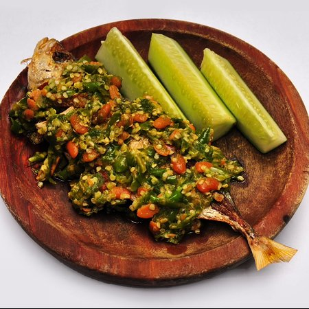 Ikan Cabe Ijo  Our most favourite Green Chilli sauce, which has been our customers favourite since day one!