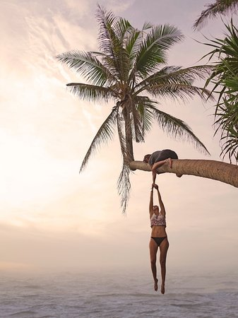 atardeceres en Pasut Beach 🏝 en Bali