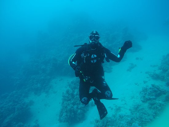 Scuba Diving is the best