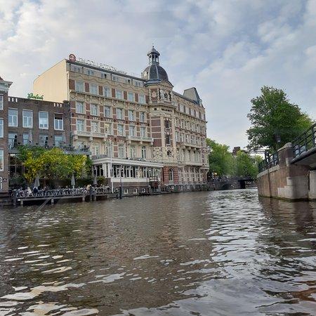 Amsterdam, Nizozemsko: City view
