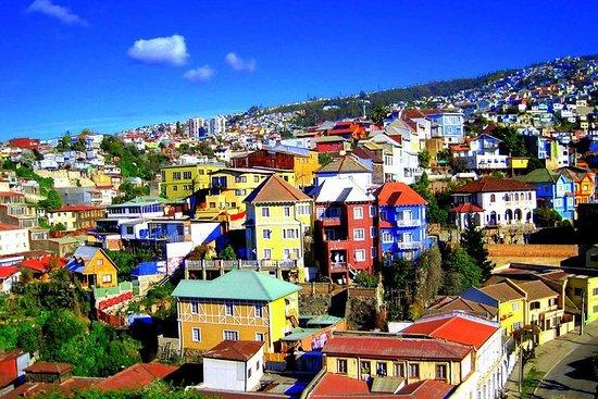 Dagtour naar haven van Valparaiso en ...