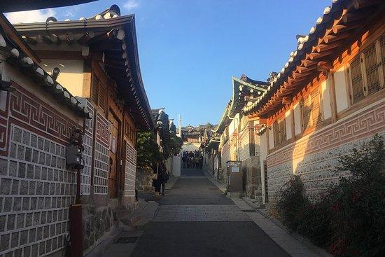 ソウルの午後半日ツアー、ソウル市内までのお迎え付き