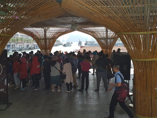 5-Hour Halong Bay Cruise: Ticket office