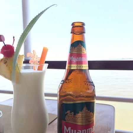 Sightseeing Cruise Between Mandalay and Bagan Photo