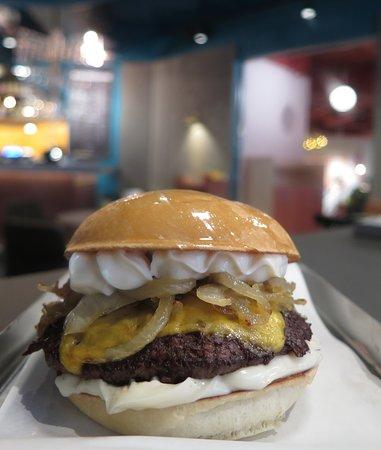 Tryffel Burger