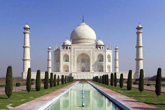 Excursion d'une journée au Taj Mahal